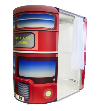 photo booth bus design