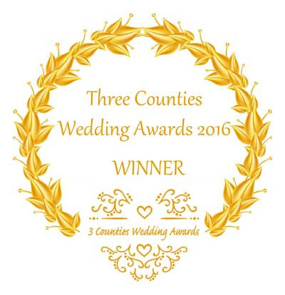 County Winner for Gloucestershire Three Counties Wedding Awards - Best Photobooth